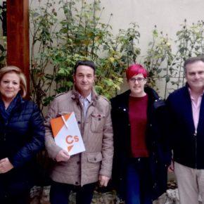 Ciudadanos (Cs) Guadalajara continúa su expansión con un nuevo grupo local en Jadraque