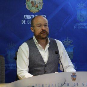 Cs Guadalajara recuerda que cualquier grupo municipal e incluso el equipo de Gobierno puede solicitar la convocatoria de la Comisión de Transparencia