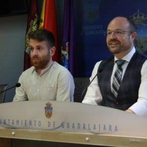 Cs Guadalajara lamenta que Roman se cierre a la negociación de partidas presupuestarias destinadas a deportes y fiestas