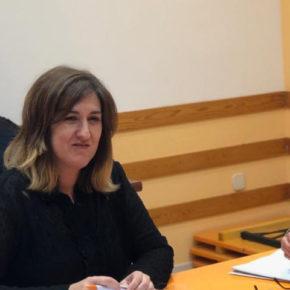 """Almudena Sanz: """"Tenemos un proyecto transversal para Cabanillas que nace de la sociedad civil"""""""