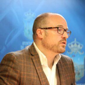 """Alejandro Ruiz: """"Estamos esperando a que el equipo de Gobierno nos mande la documentación requerida y el PSOE lo sabe"""""""