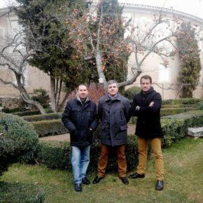 Cs Guadalajara constituye un nuevo grupo local en Brihuega