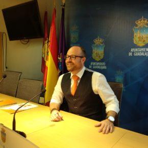 Cs Guadalajara celebra la aprobación del nuevo Reglamento Orgánico del Pleno