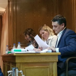 Cs Alovera hace balance de los cuatro años de mandato poniendo en valor sus propuestas para trasladar el recinto ferial y la lucha por solicitar el Instituto