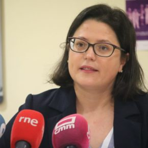 """Esther Marco: """"Ciudadanos apuesta por una sanidad pública de calidad cuya base, del sistema, sea la Atención Primaria"""""""