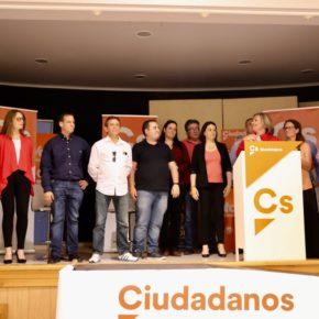 """Marta Usano: """"Alternativa Alovera ha demostrado ser un proyecto inútil para Alovera. Ha llegado el momento del cambio, ha llegado el momento de Cs"""""""