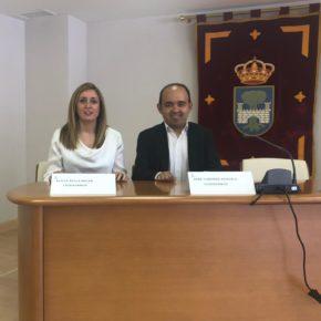 Cs Yebes califica de 'irresponsable' la subida salarial de los concejales de PSOE y 40 Compromisos aprobados en el pleno
