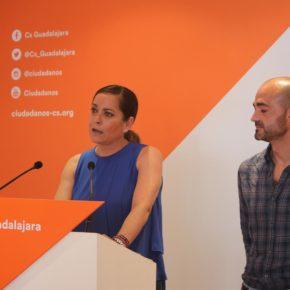 """Olga Villanueva: """"Con Cs en el Gobierno el color del Ayuntamiento no será un factor a tener cuenta para realizar inversiones en el municipio"""""""