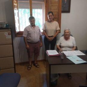"""Villanueva: """"Ciudadanos trabajará para el acondicionamiento del camino rural asfaltado que une las localidades de San Andrés del Congosto y Membrillera"""""""