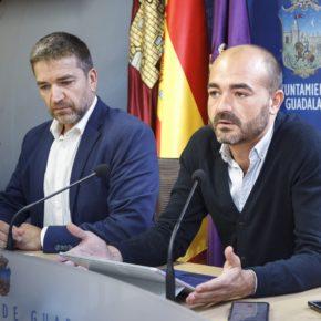 El Ayuntamiento de Guadalajara está llevando a cabo importantes mejoras en el alumbrado público