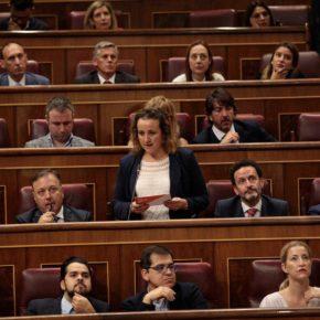 Mari Ángeles Rosado propone poner en marcha el Pacto Nacional contra la despoblación
