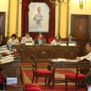 El pleno de Guadalajara pide a la Secretaría de Estado el mantenimiento del plan de contingencia de trenes CIVIS