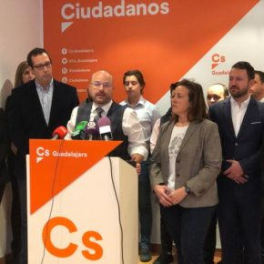 """Rosado: """"Mi compromiso con la provincia de Guadalajara es inquebrantable"""""""