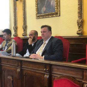 """Marco: """"Gracias a Cs toda la oposición tiene presencia en la Junta de Gobierno, y gracias a eso tiene acceso a toda la información que se trata en el Ayuntamiento"""""""