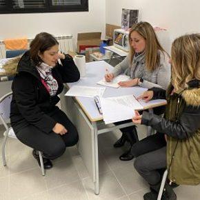 Cs Yebes mantiene una reunión con el AMPA del Colegio Jocelyn Bell y se une a su reclamación del Instituto para el municipio
