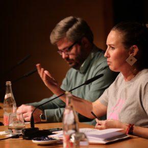 """Rodríguez: """"En Cs sigue prevaleciendo la máxima de situar a los ciudadanos y los afiliados en el centro del proyecto"""""""