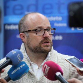 """Ruiz: """"Los datos nos dicen que Guadalajara es la única provincia que destruye empleo mes tras mes"""""""