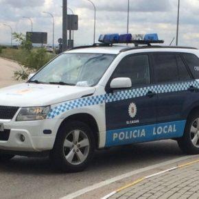 La Policía Local del Casar felicitará a los niños  y niñas que cumplan años durante la cuarentena