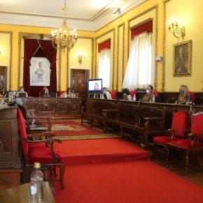 Cs Guadalajara demuestra su fuerza decisiva: El PSOE vota en contra de los indultos