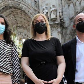 Inés Arrimadas alude a Guadalajara para argumentar la importancia de Ciudadanos