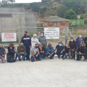 Cs Uceda denuncia la imposición del consistorio en la ubicación del depósito de podas