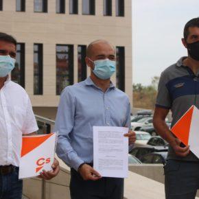 Ciudadanos lleva al alcalde de Tendilla ante la Fiscalía por un presunto delito de prevaricación administrativa